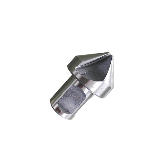 90 degree 3 flutes weldon shank HSS countersinks