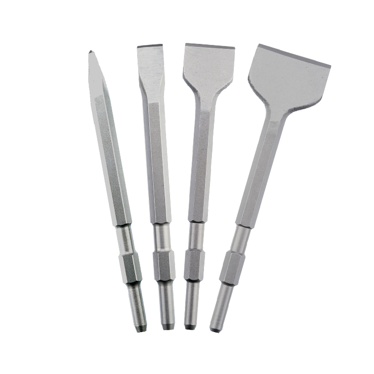 Hex Shank Chisels