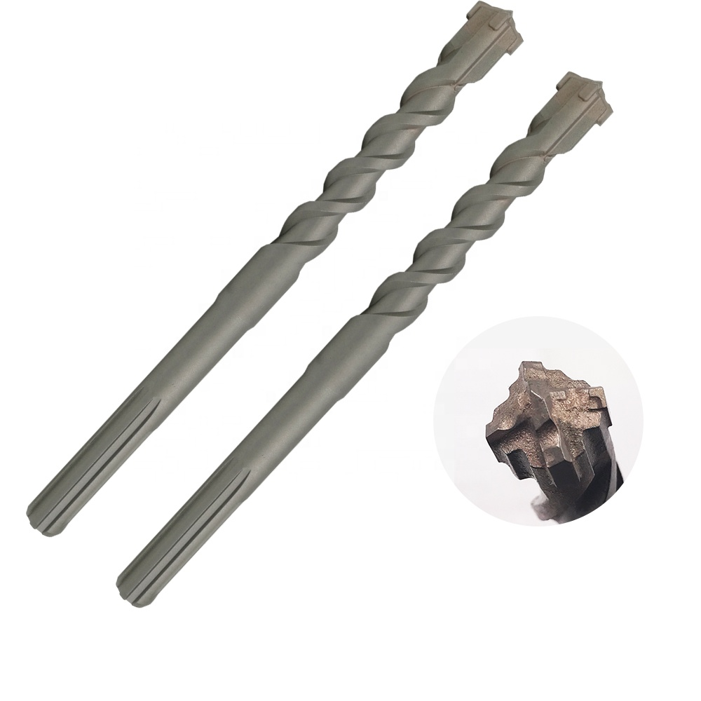 Professional Quality SDS max Hammer Drill Bits SSD 4 Cutters