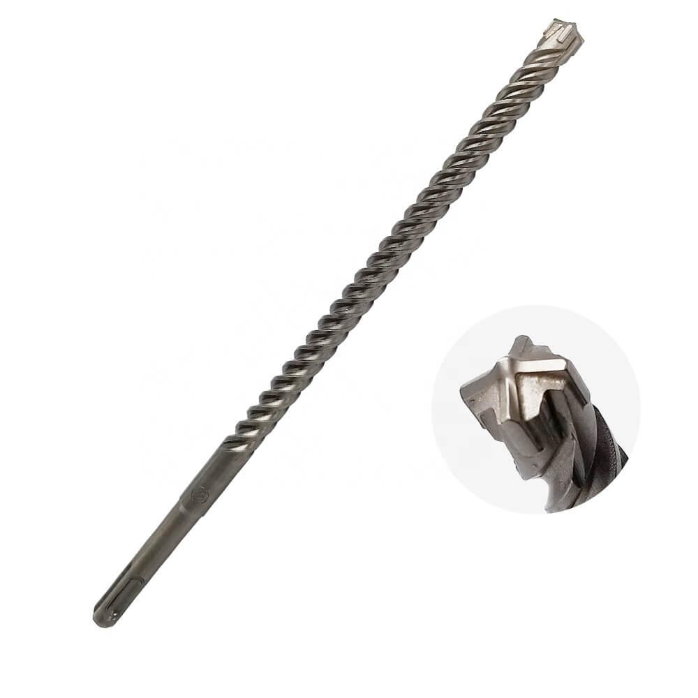 SDS plus Hammer Drill Bits CT 4 Cutters
