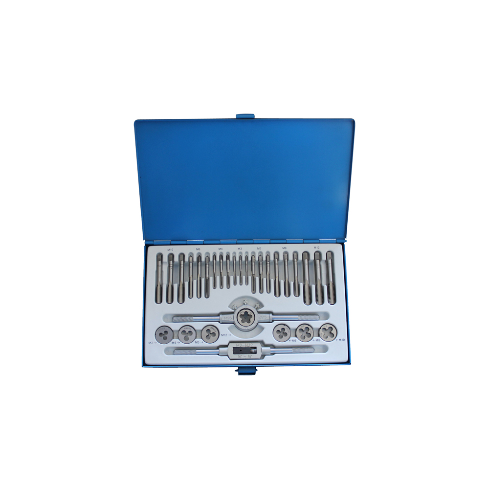 30Pcs Tap and Die Sets