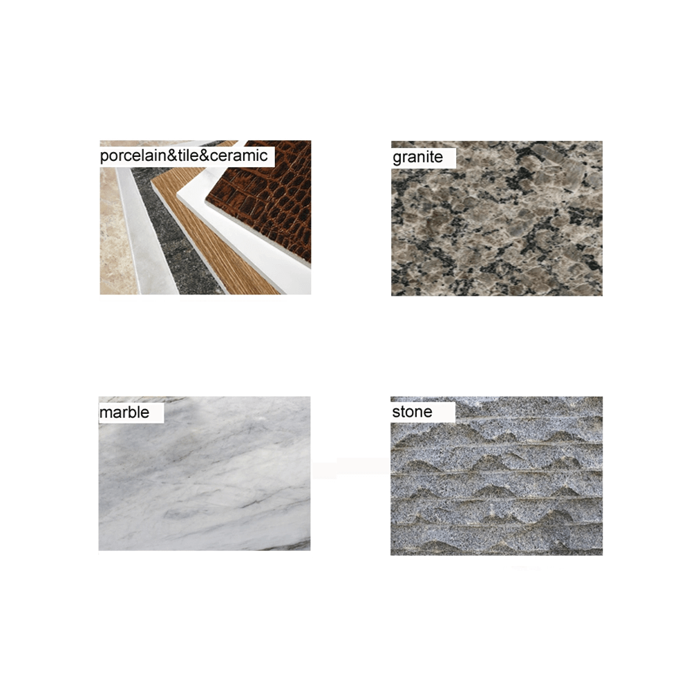Applications of Tile & Porcelain Blades