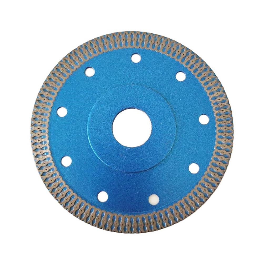 Dry Use Ultra Thin X Turbo Tile & Porcelain Diamond Saw Blades