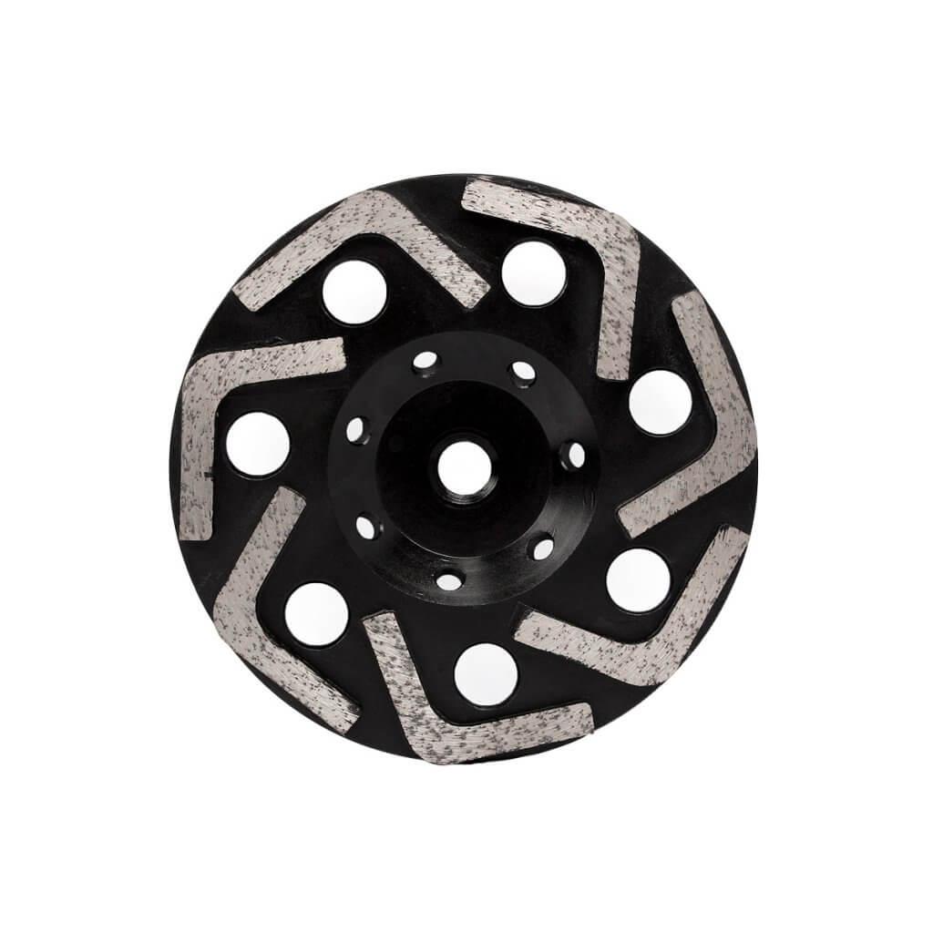 L Segment Diamond Cup Wheels
