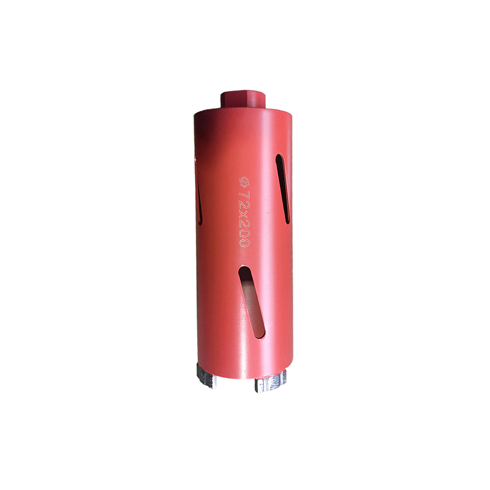Laser Welded Dry Use Diamond Core Drill Bits