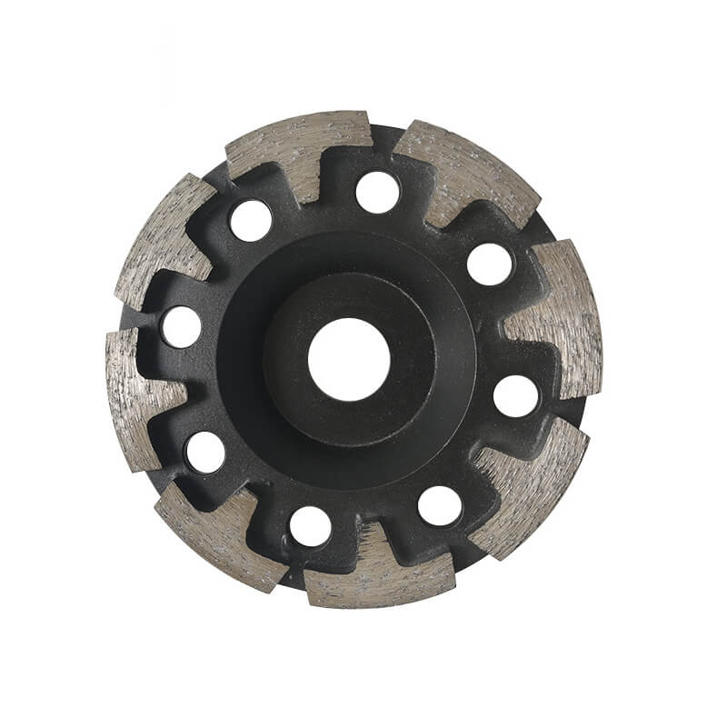 T Segment Diamond Cup Wheels