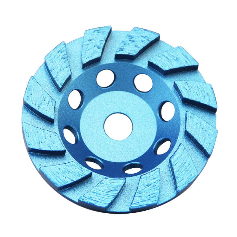 Turbo Segments Diamond Cup Wheels