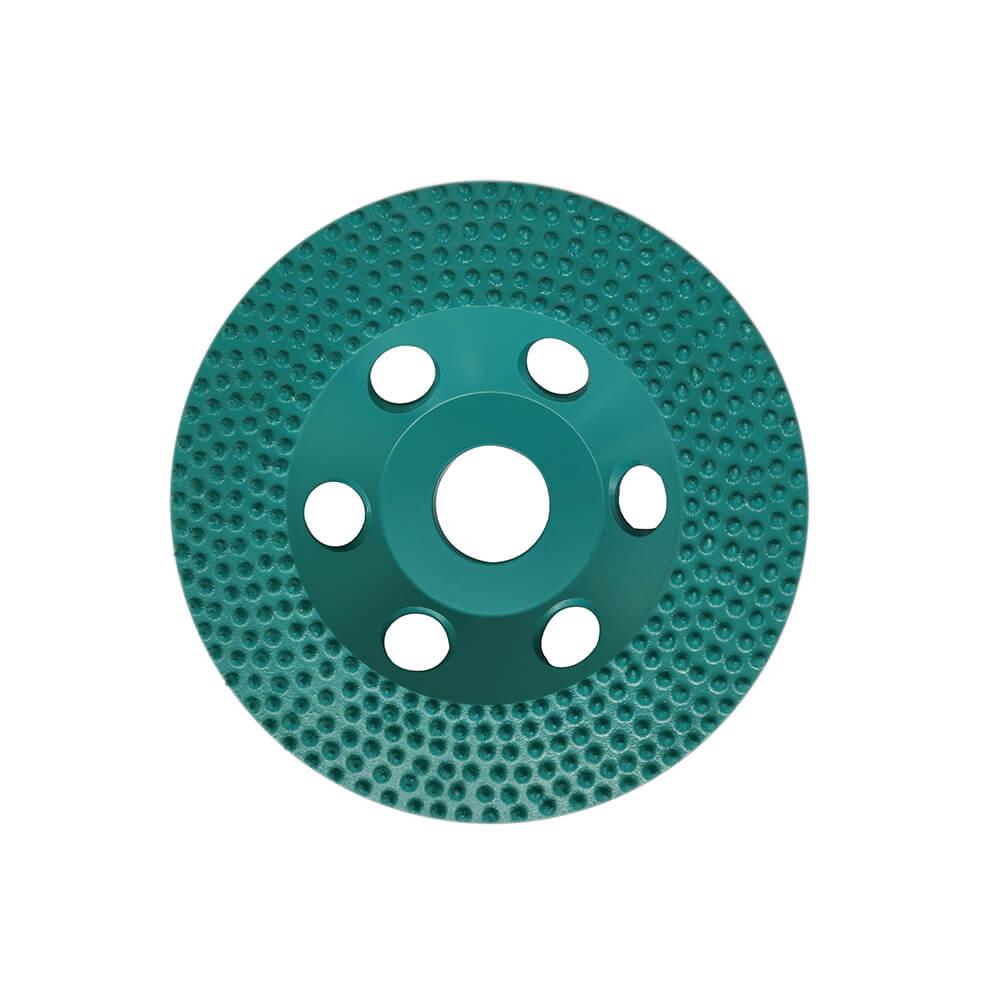 Vacuum Brazed Carbide Grinding Wheels for Concrete, Metal & GFRP